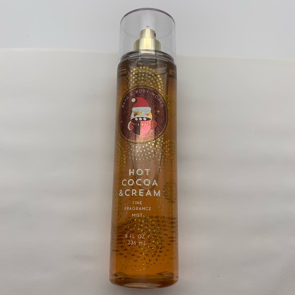 Bath & Body Works Other - Bath & Body Works Hot Cocoa & Cream Fragrance Mist